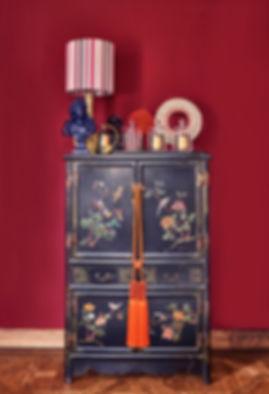 Wooden Antique Cupboard