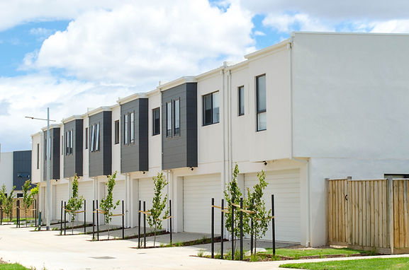 Modern Housing New Builds Intrigue Indy Property Management