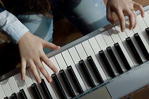 Daysound Forum Başlık Piyano Klavye