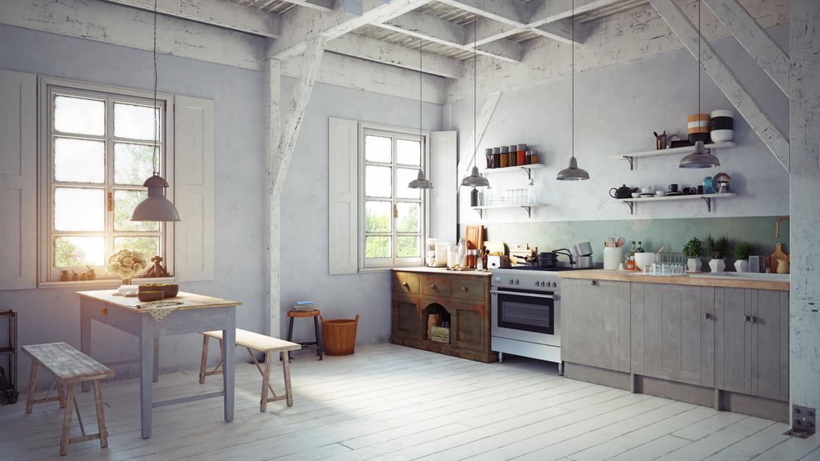 cuisine intérieur MAISON A VNDRE DUCLAIR 3 CHAMBRES