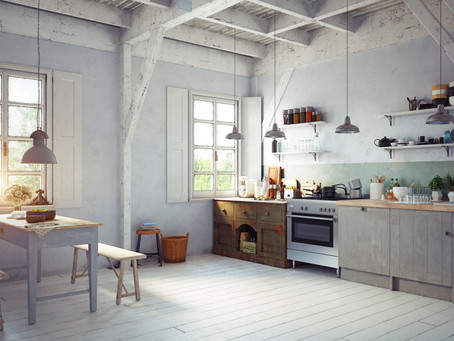 Is the Rustic Look for YOU and Your Condo?