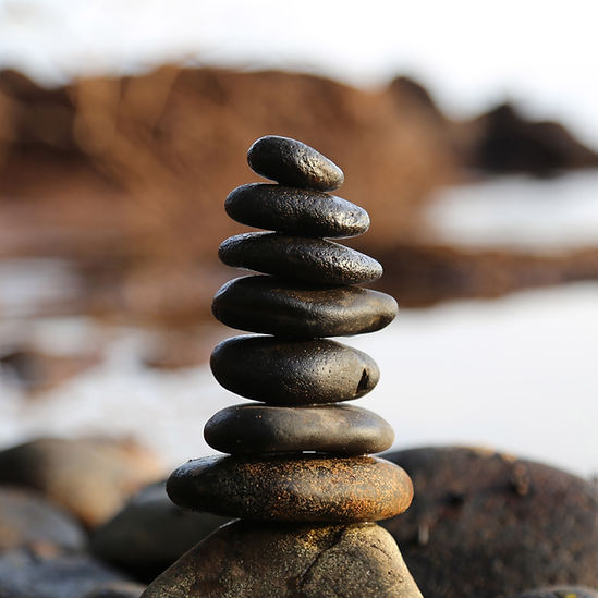equilibrio de rocas