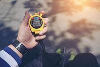 Chronomètre numérique