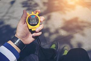 Digitaler Chronometer