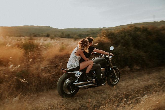 Riding through the Fields