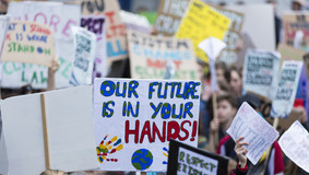 Why young people need a seat at November's Global Climate Conference