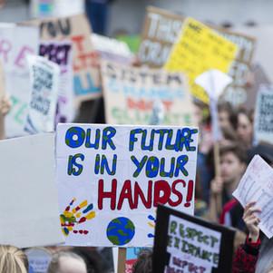 Eureka 39 - Reč godine: Klimatski štrajk