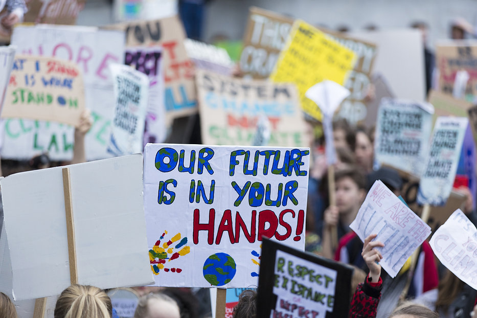 Our Future is in your Hands