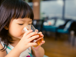 """Why Saying """"No"""" to the Sippy Cup is the Way to Go!"""