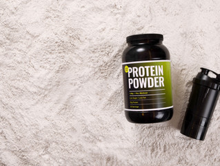 Careful with pre-work out powders!