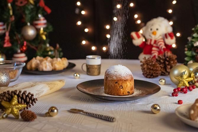 Calendrier de l'avent : 15 décembre - Le Panettone