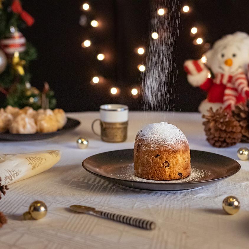 Christmas Dinner - VEGAN Menu