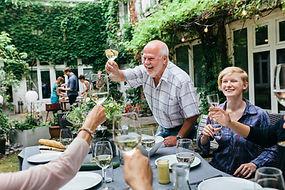 Feiern im Hotel Wegner - the culinary art hotel
