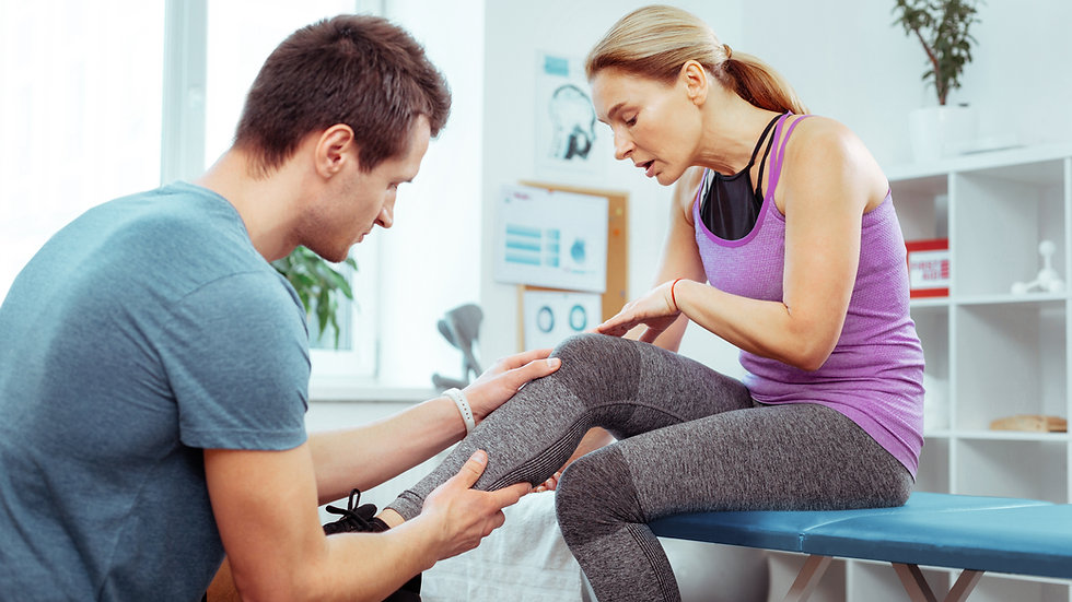 Follow-up Physiotherapy Consult