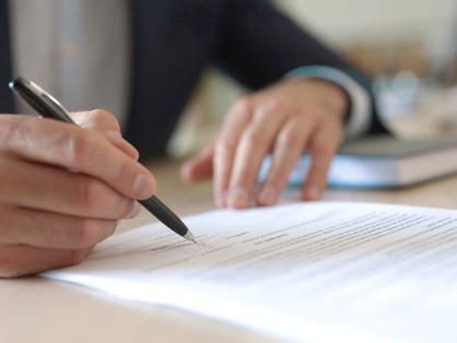 HOAI 2021 - Schriftform oder Textform bei Honorarvereinbarungen?