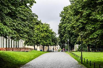 Park in München