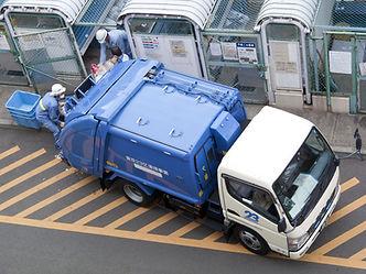 쓰레기 차