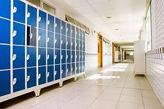 Couloir vide