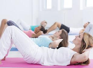 Classe di Pilates