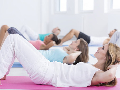 Benefits of a Mat Pilates Class