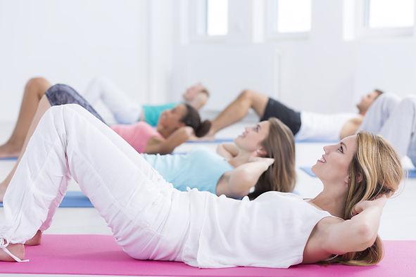 Pilates Class