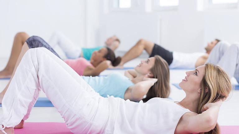 Bauch, Beine, Po – Problemzonengymnastik (Kurs B / Montag)