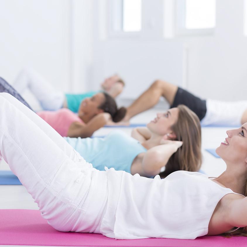 8-Week 'Peace Pilates' Course (Thursdays 7.20pm)
