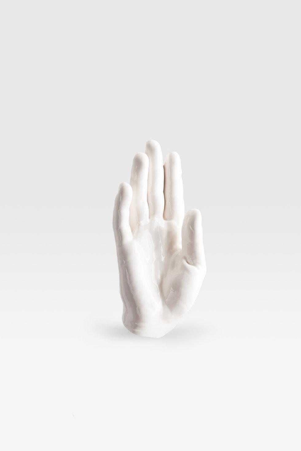 3D Hand Sculpture