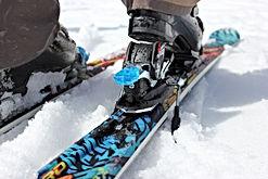 Ski uitrusting