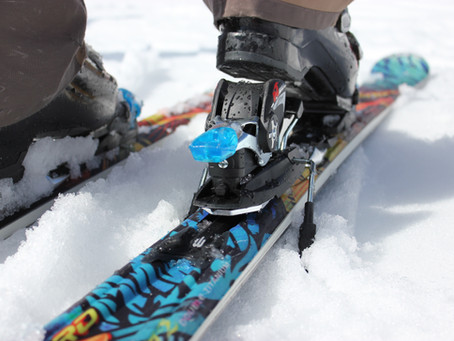 Let's talk about ski bindings