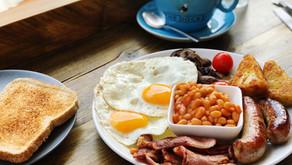 朝食食べてますか?