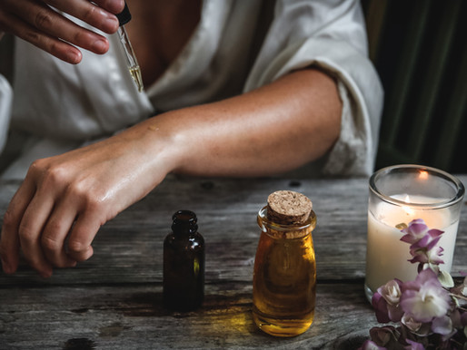 Learn Aroma Therapy Classes Online