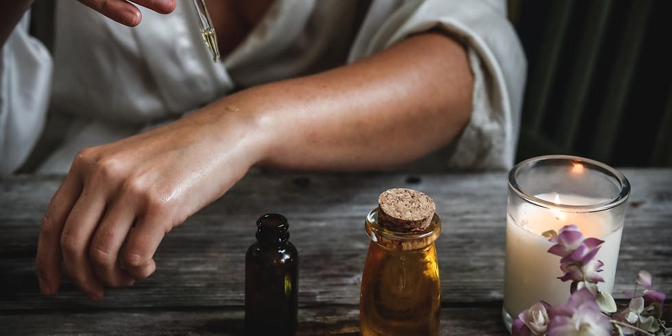Atelier préparation olfactothérapie