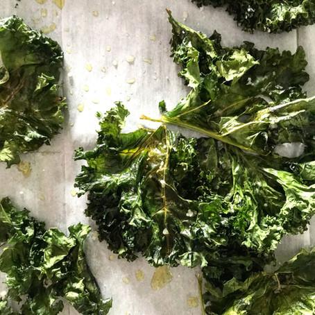 Kim's Kale Crisps