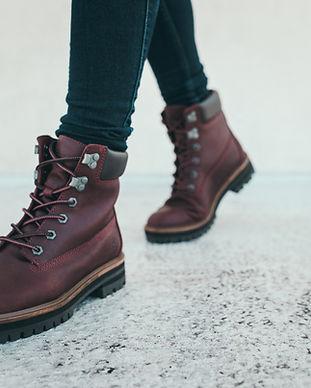 Loop schoenen
