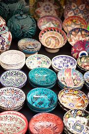 陶器皿マーケット