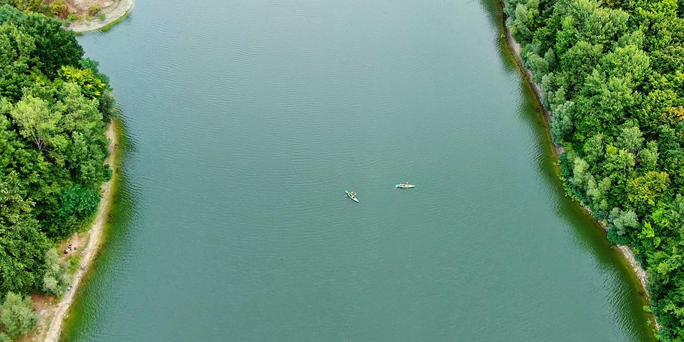 Susquehanna Kayaking (Milton to Bucknell)
