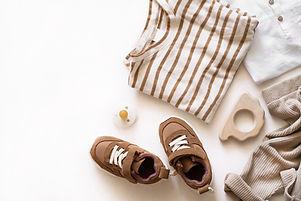 Vestuário de bebê