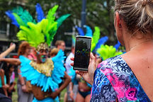 Mobile Phone Photo of Carnival