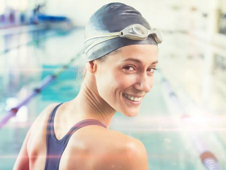 איך לתכנן את התזונה ביום של תחרות שחיה?