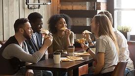 Friends & Pizza