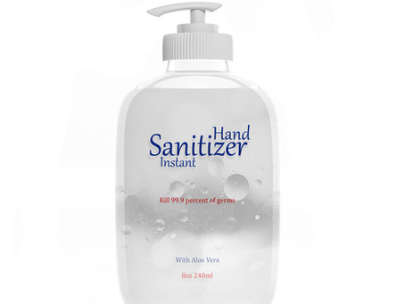 Hand Sanitizers Are Toxic