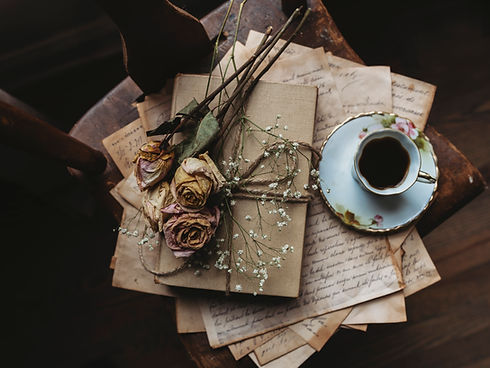 Dry Roses and Diary