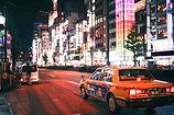 浮気調査・不倫調査・素行調査 タクシーを尾行