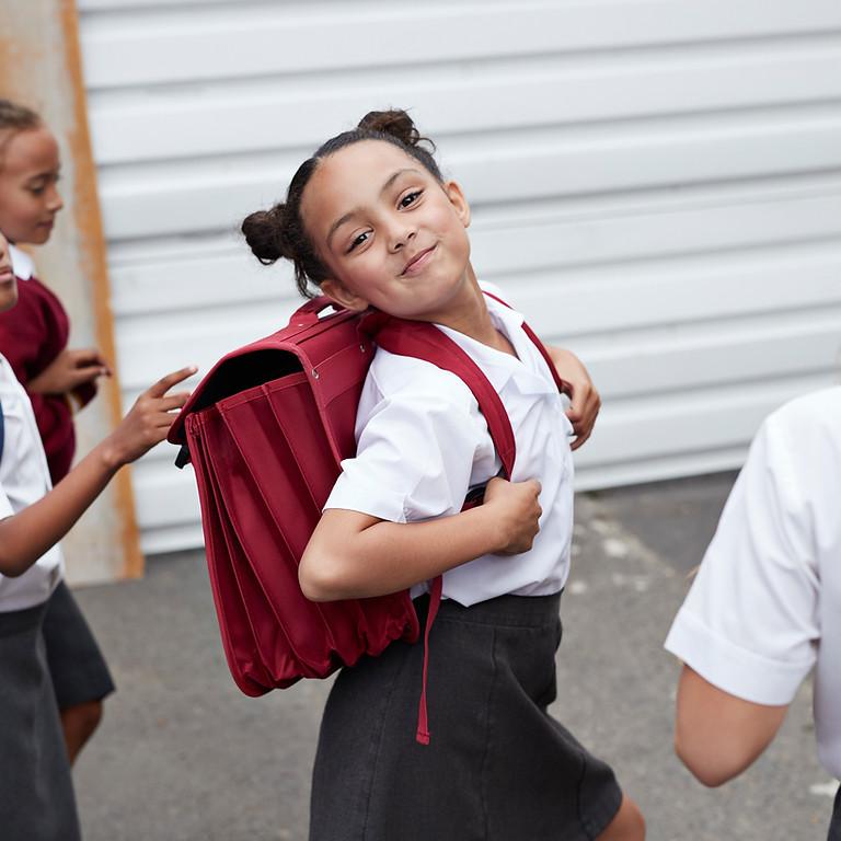 Orientation: First Day of School