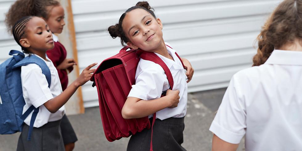 SUSS Reuse free school uniform events