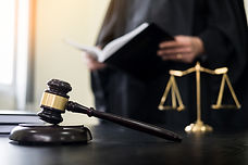 Juiz e Martelo