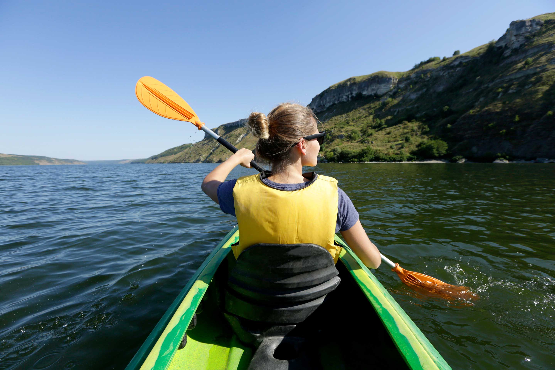 Single Person Kayaks