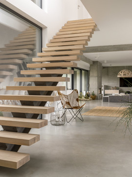 Incredible designs & architecture - Wooden Stairs