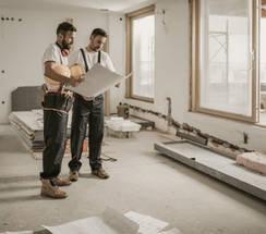 Renovating a House